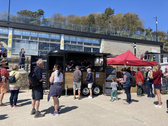 Eat:Lyme Regis went ahead this weekend