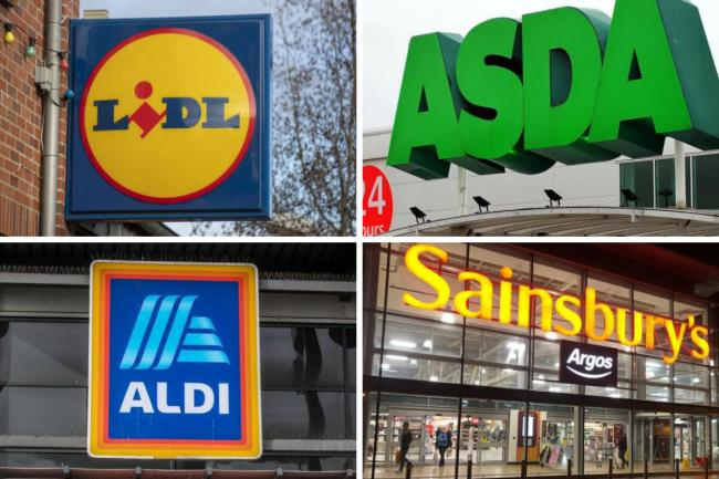 When will Asda, Poundland, Home Bargains, Lidl and Aldi be open over the Bank Holiday weekend? (PA).
