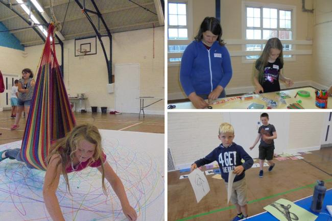 Bridport Youth Club returned last week