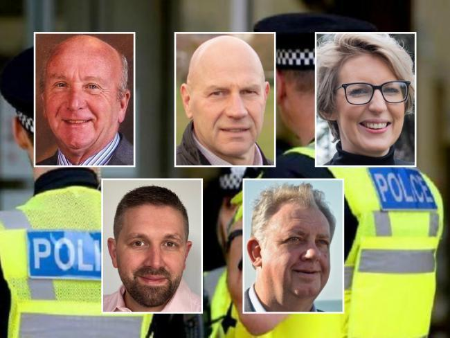 Local elections 2021: These are the candidates to be Dorset's next PCC