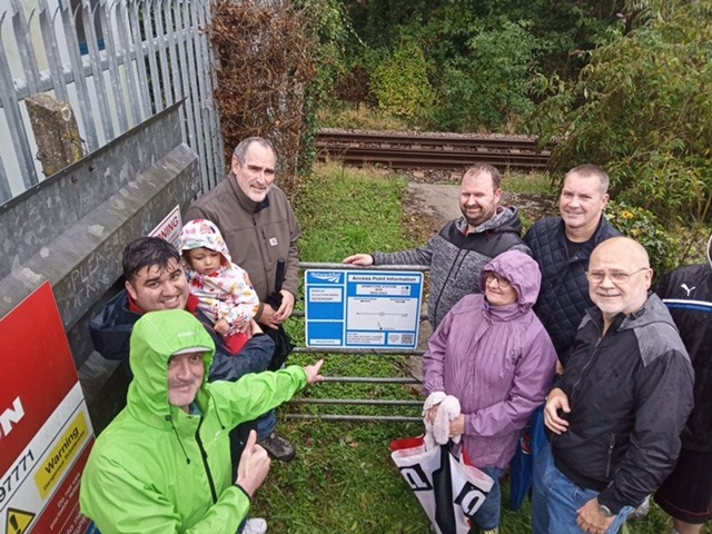 'We need it!' Calls for rail platform to be reinstated for cut off villages