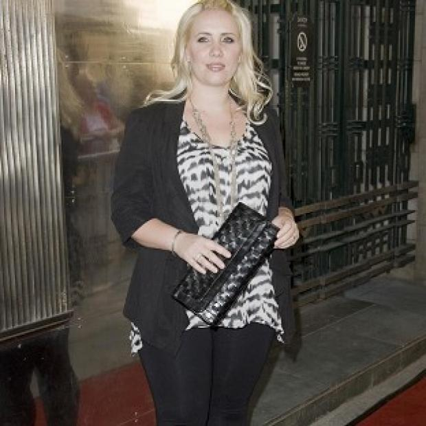 Claire Richards will be having her cake and eating it with her new TV role