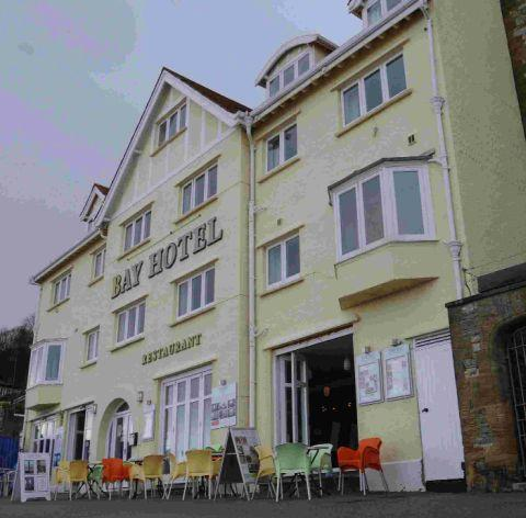 The Bay Hotel, Lyme Regis