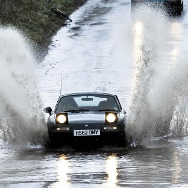 The Environment Agency said five flood warnings remained in place in south-west England