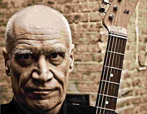 Guitarist Wilko Johnson