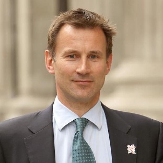 Culture Secretary Jeremy Hunt had asked to appear before the Leveson Inquiry early