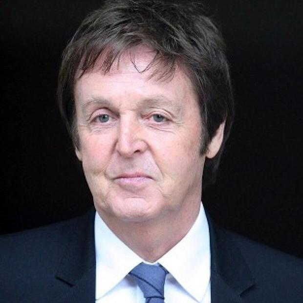 Sir Paul McCartney has shown off his acting skills on 30 Rock