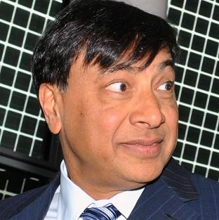 Businessman Lakshmi Mittal has seen 27 per cent wiped off the value of his family fortune in the last year