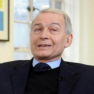 MP Frank Field was appointed by David Cameron to review poverty for the coalition
