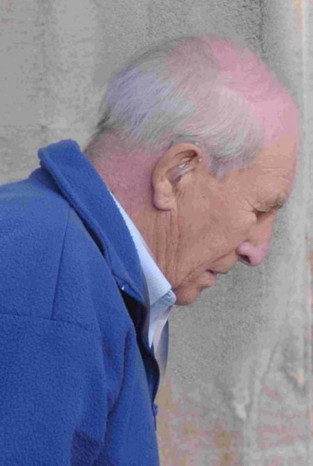 UNFIT TO STAND TRIAL: Gerald Longman, 78, of Bridport is suffering from dementia