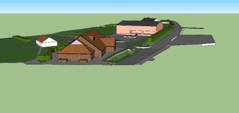 PROPOSAL: How the new Mrs Ethelston's School at Uplyme could look