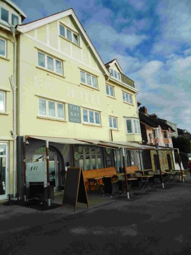 FLATS PLAN: The Bay Hotel on Marine Parade, Lyme Regis