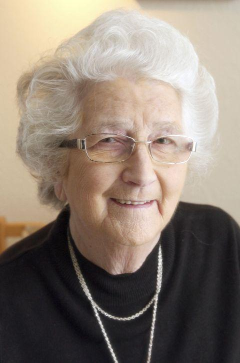 Former Lyme Regis Mayor and community champion Barbara Austin, who died aged 80