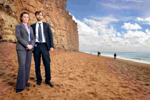 Writer awaits your Broadchurch views
