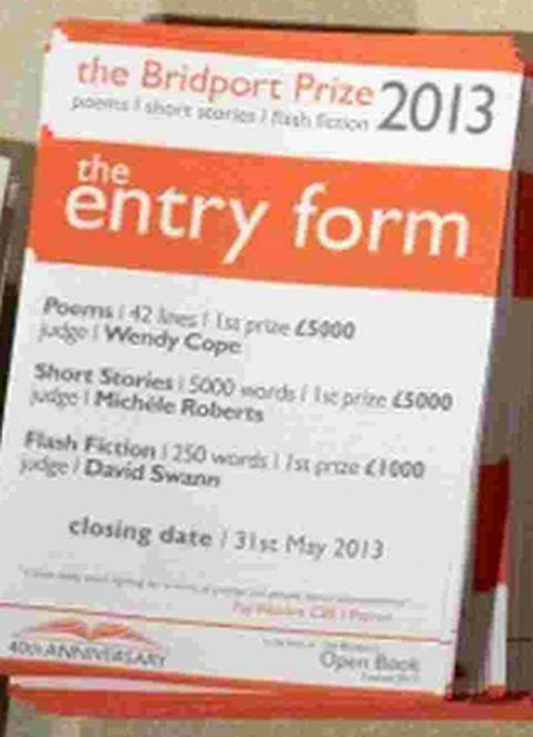 40th ANNIVERSARY: The entry forms