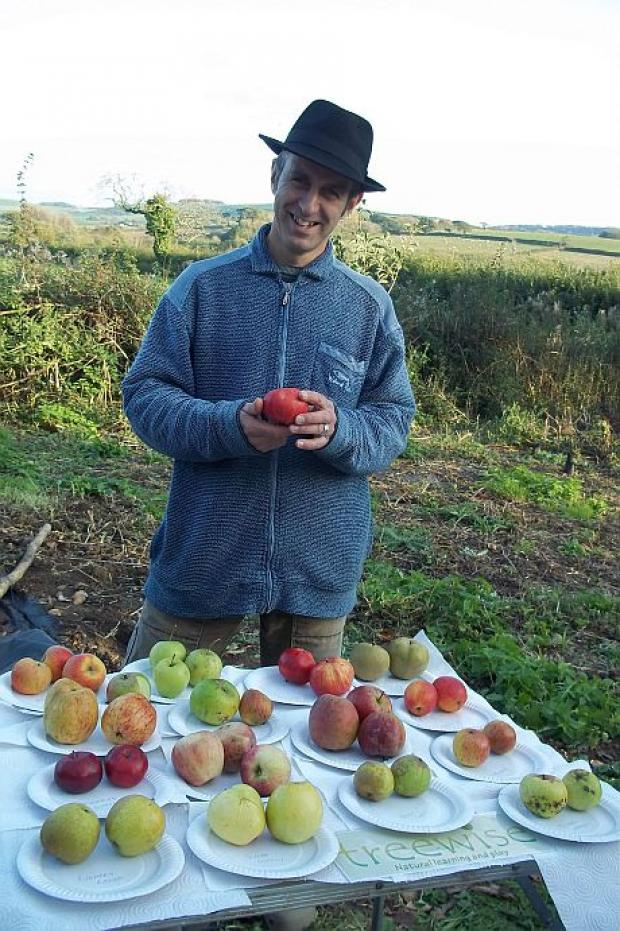 Apple expert David Squirrel gives advice on pruning