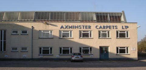 Axminster Carpets has gone into administration