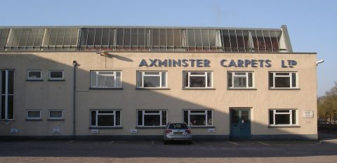 Axminster Carpets has called in the administrators