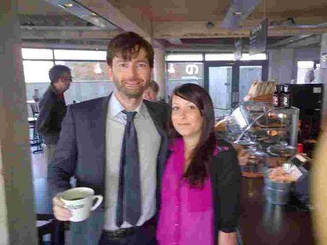 HELLO: David Tennant in Ellipse