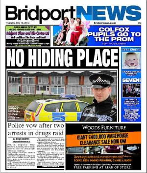 This week's Bridport and Lyme Regis News