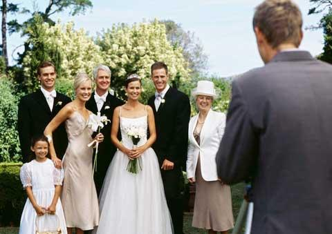 Booking the wedding photographer: because memories are made of great pictures