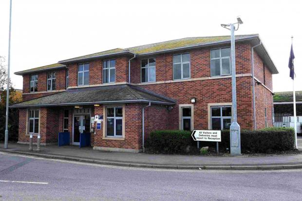 Bridport Police Station