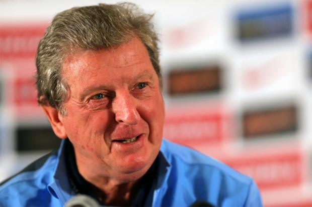 Bridport and Lyme Regis News: RELAXED AND CONFIDENT: England head coach Roy Hodgson is sure qualification will be achieved