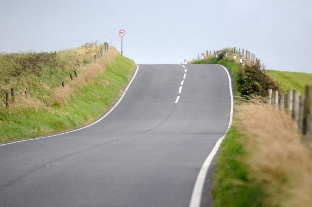 White line victory for coast road