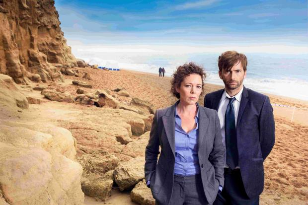 Bridport and Lyme Regis News: Tennant returns! Broachurch cast for second series announced