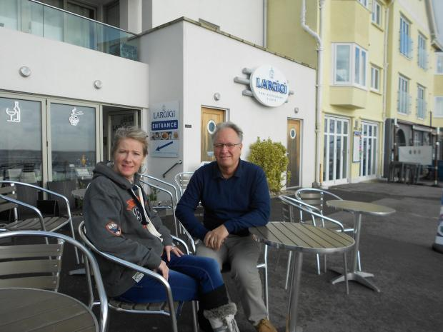 Furious business owners slam Lyme Regis cover fees