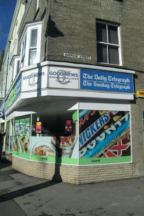 Central Convenience Stores in Bridport