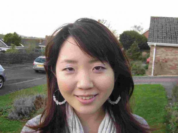Bridport and Lyme Regis News: PHENOMENA: Japanese students, like Ai Shinozuka, inset,  enjoy seeing the Milky Way while visiting Bridport