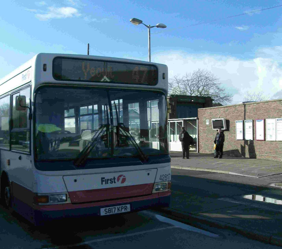 First buses step in to save threatened 47 service