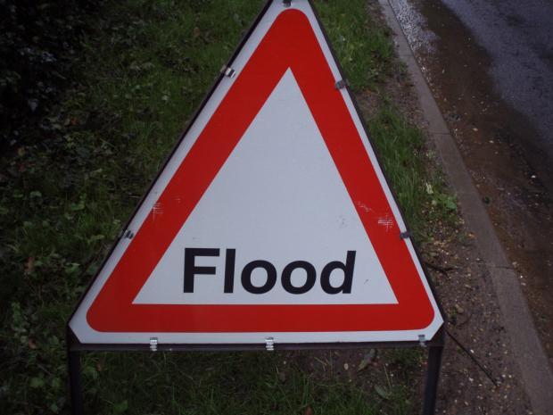 Dorset on standby for flooding