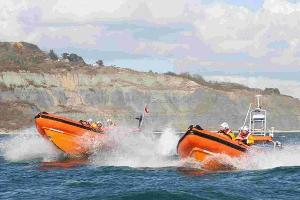 Bridport and Lyme Regis News: MILESTONE: The RNLI was first established in 1824