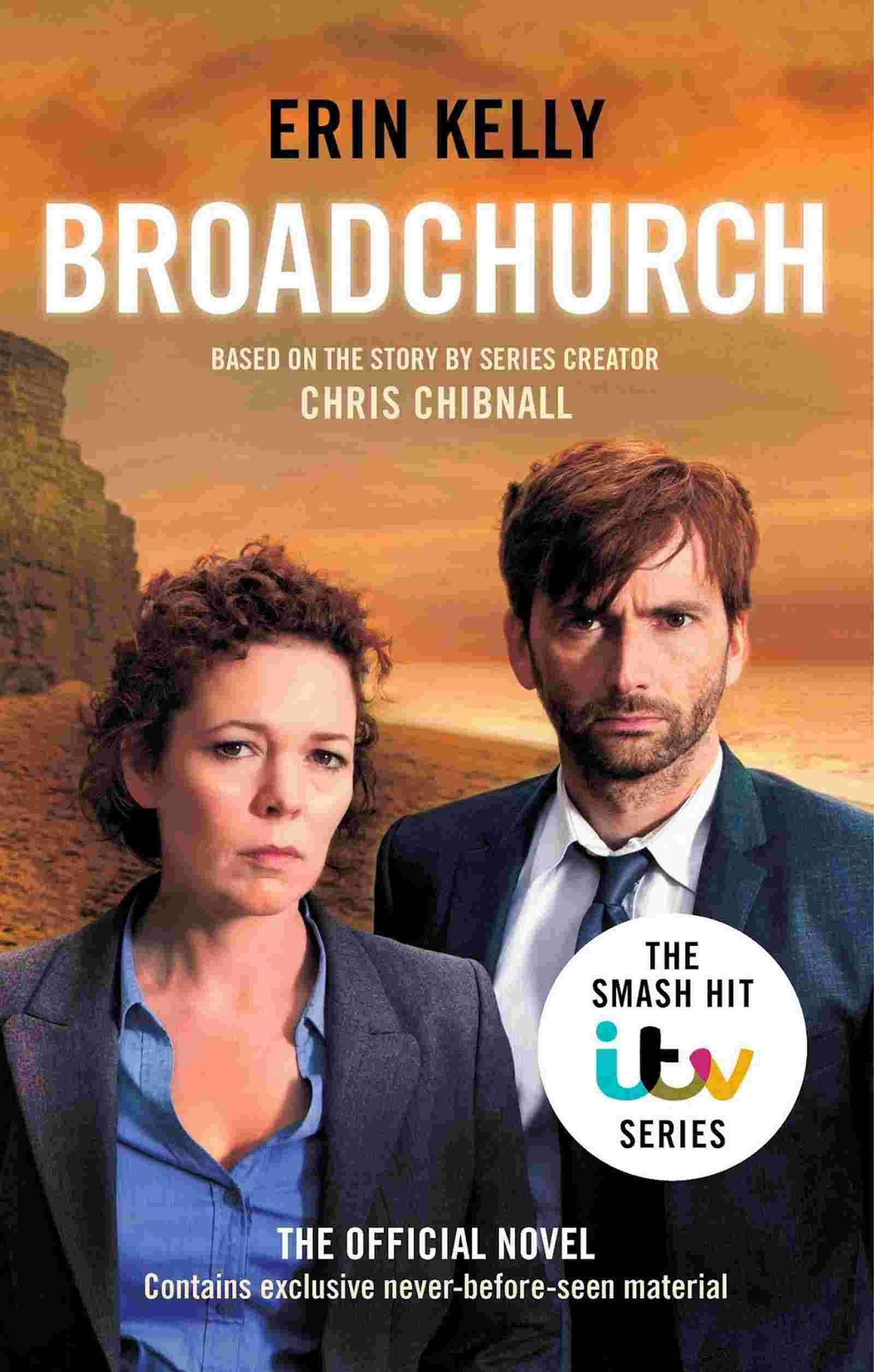 The cover of the Broadchurch novel Picture: The Crime Vault