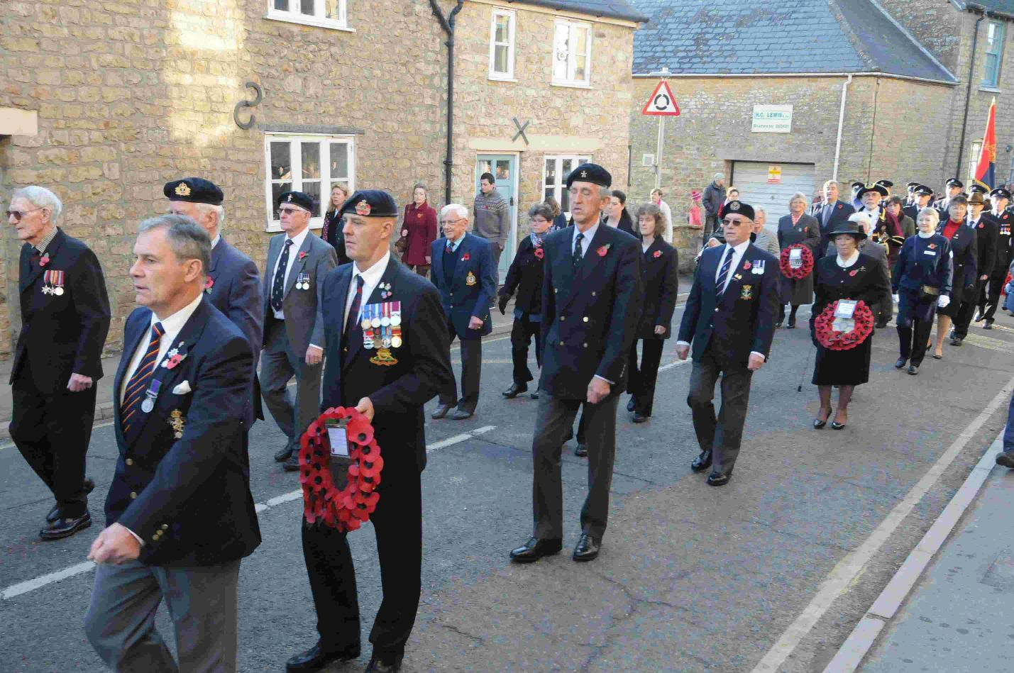 Bugle call to save Beaminster Royal British Legion from closure
