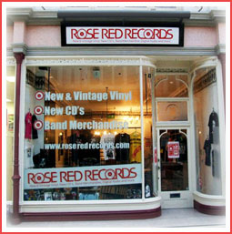 Rosered Records