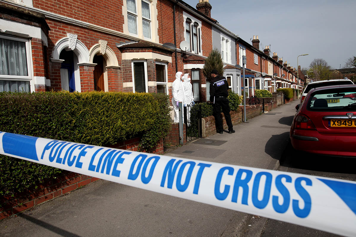Homes evacuated after bomb found in garden. File picture.