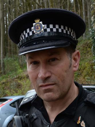 WARNING: Insp Mike Darby