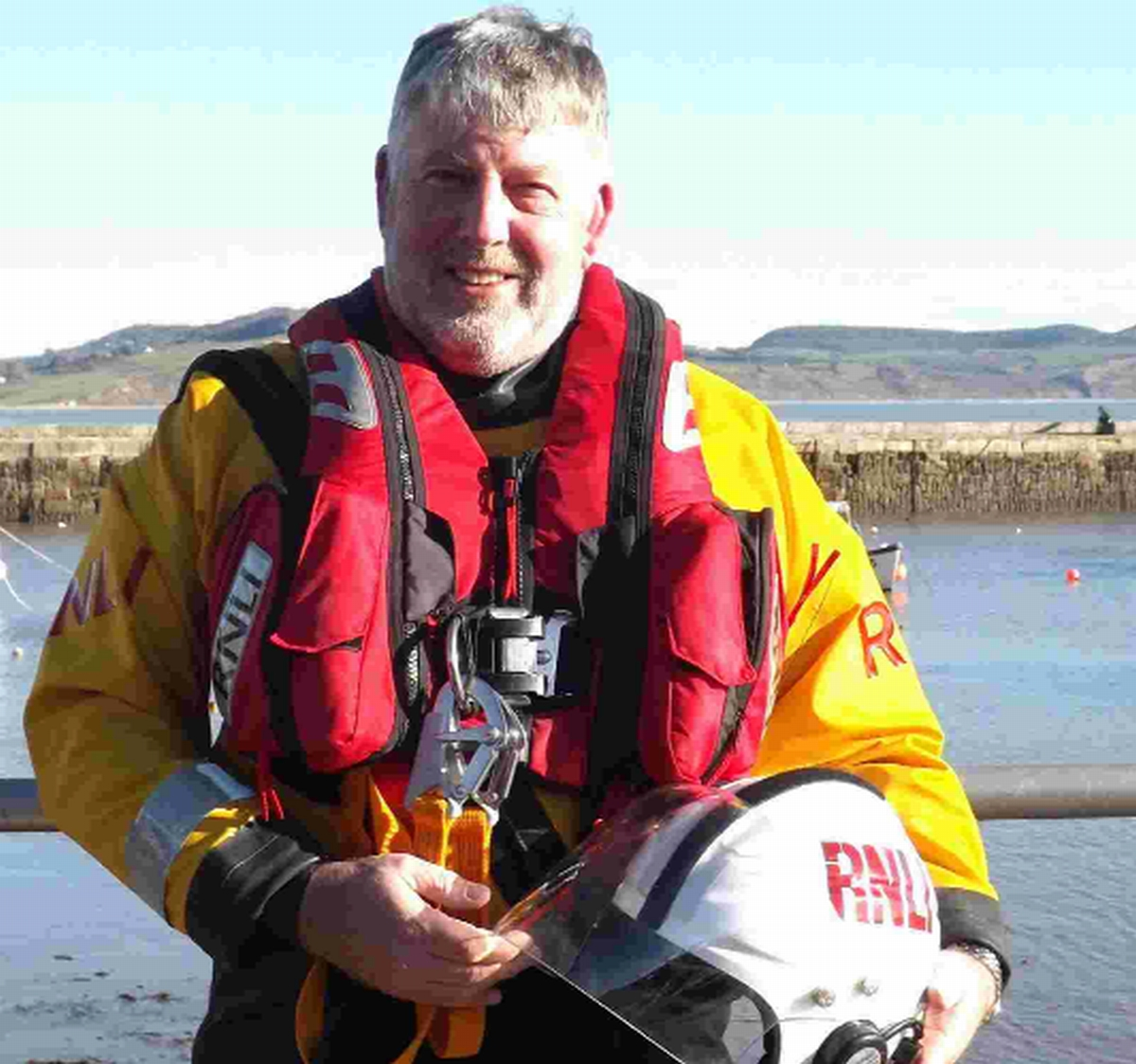 Meet new bosses of lifeboat operation