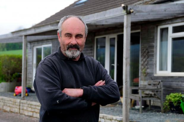 Farmer to fight demolition order after being told to tear down his home