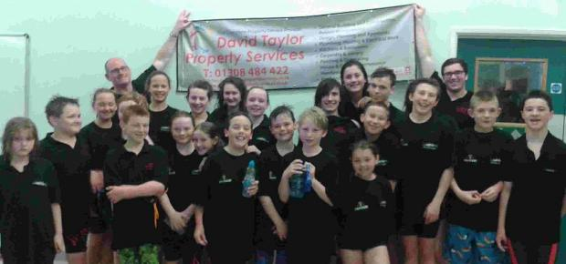BRIGHT START: Bridport Barracudas enjoyed success at the first round of the Jurassic League