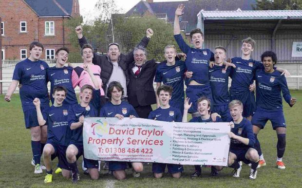 Bridport and Lyme Regis News: FOOTBALL: Bridport Under-17s