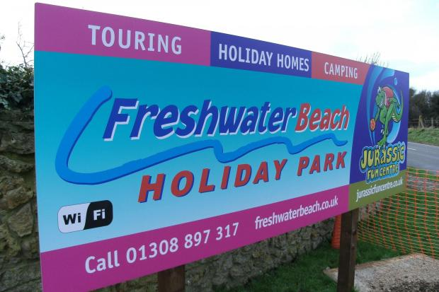 West Dorset holiday park scoops regional award