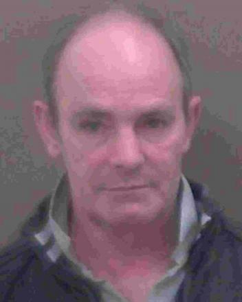 JAILED: Ronald Lawson Richardson