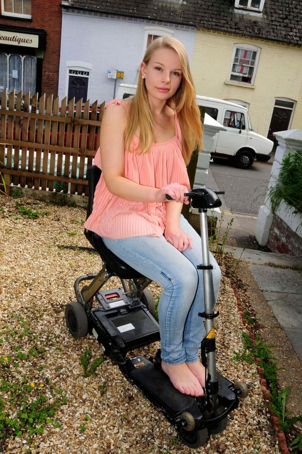 Bridport and Lyme Regis News: UPDATE: Police appeal after 'shameful' theft of mobility scooter