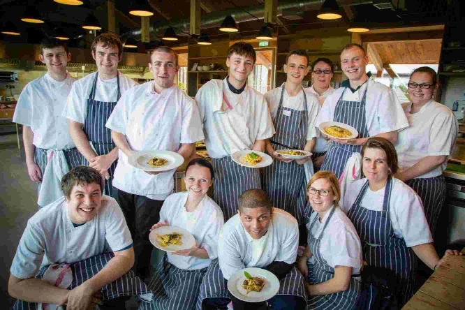 River Cottage young apprenticeship scheme