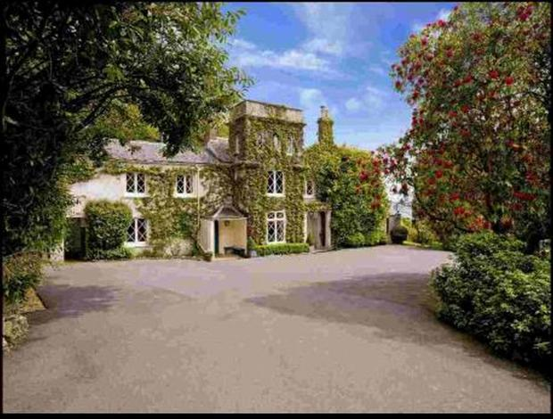 Manor house from famous Meryl Streep film sold to Sir Roger Gifford