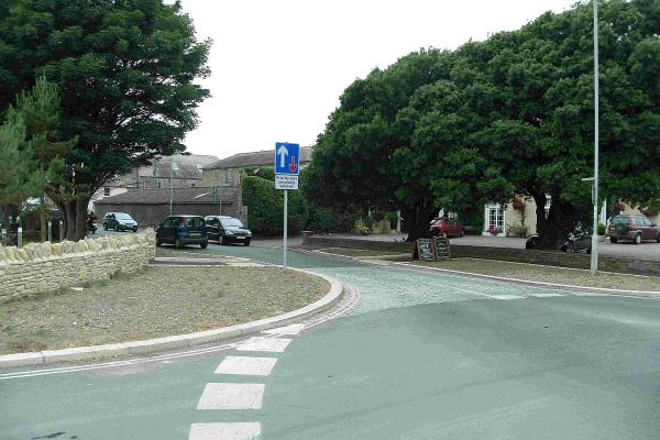 DEVELOPMENTS: The controversial pinch point on West Bay Road